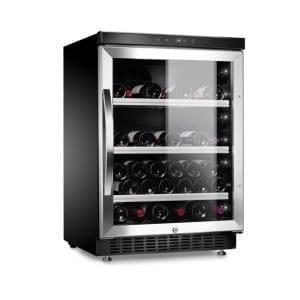 Inbouw-wijnkoelkasten